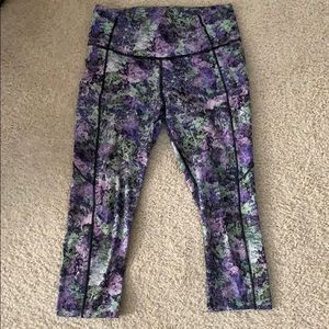 Lululemon Fast and Free- Sz 8